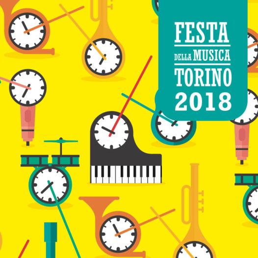 Festa della musica Torino 2018