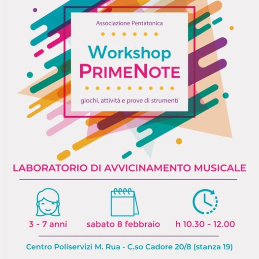 Workshop – PrimeNote